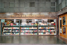Circulo de Bellas Artes, Madrid, Spain
