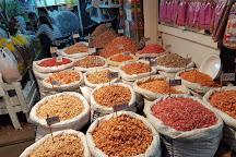 Tha Tien Market, Bangkok, Thailand