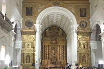 Tomb of St. Francis Xavier, Old Goa, India