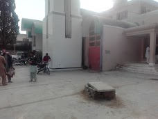Jamia Masjid Farooqia islamabad