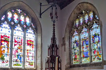 The Parish and Priory Church of St. George, Dunster, Dunster, United Kingdom