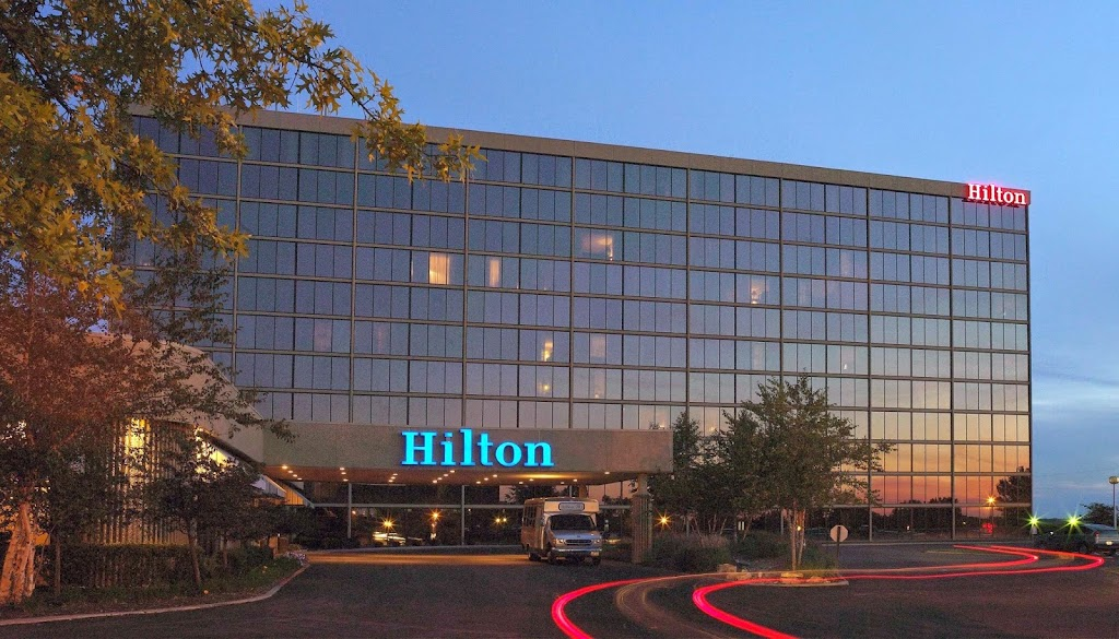 Hilton Hotels Kansas City Airport