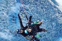 Matterhorn-Paragliding, Zermatt, Switzerland