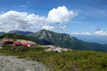 Mount Chogatake, Nagano Prefecture, Japan