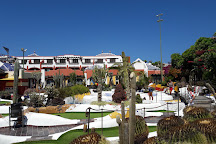 Parque Santiago Mini Golf, Playa de las Americas, Spain
