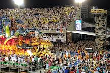 Sambodromo da Marques de Sapucai, Rio de Janeiro, Brazil
