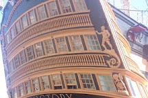 The Mary Rose Museum, Portsmouth Historic Dockyard, Portsmouth, United Kingdom