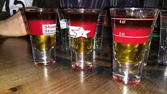 Shooter Stars Düsseldorf