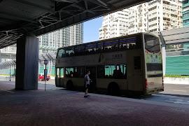 Автобусная станция   West Kowloon Elements