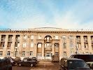 ФГБУ «ФКП Росреестра, Комсомольская площадь на фото Волжского