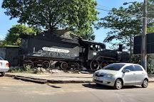 Museo de la Estacion Central del Ferrocarril Carlos Antonio Lopez, Asuncion, Paraguay