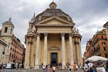 Santa Maria dei Miracoli, Rome, Italy