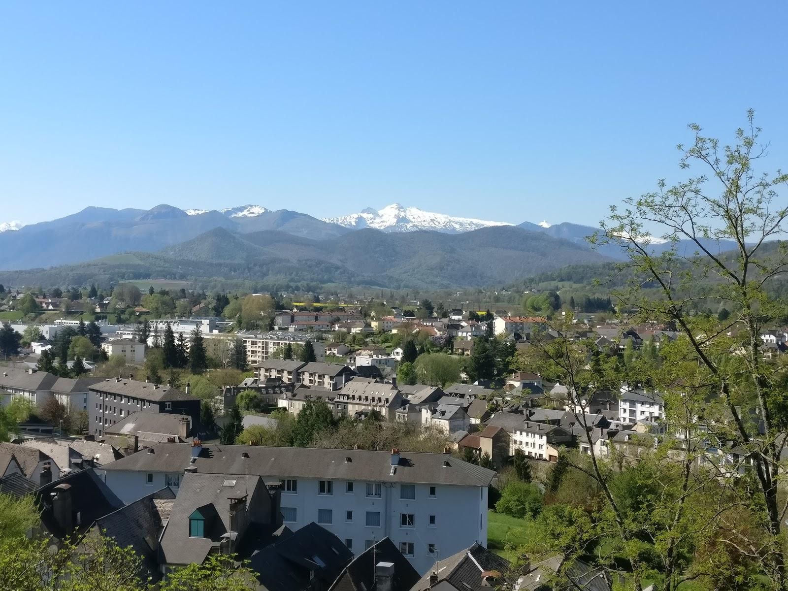 Casas rurales cerca de Oloron Sainte Marie Pyrénées Atlantiques