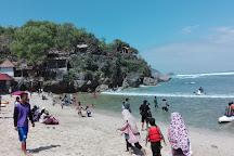 Drini Beach, Gunung Kidul, Indonesia
