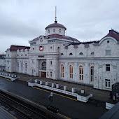Железнодорожная станция  Ijevsk