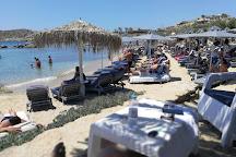Paraga Beach, Paraga, Greece