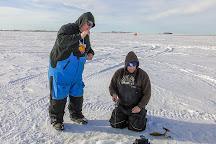 Perch Patrol, Devils Lake, United States