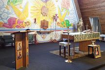 St Joseph Catholic Church, Williams, United States