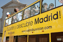 Madrid BusVision - The Yellow Tours, Madrid, Spain