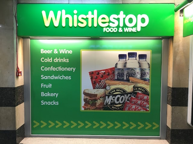 Whistle Stop Within Charing Cross Train Station
