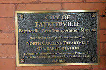The Fayetteville Area Transportation and Local History Museum, Fayetteville, United States