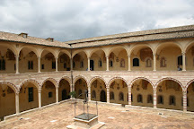 Basilica di Santa Chiara, Assisi, Italy