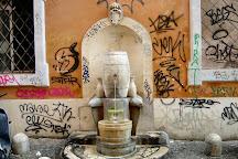 Fontana della Botte, Rome, Italy