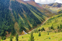 Ophir Pass Trail, Telluride, United States