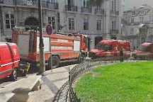 Praca Luis de Camoes, Lisbon, Portugal