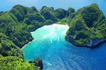 Ko Phi Phi Le, Ko Phi Phi Don, Thailand