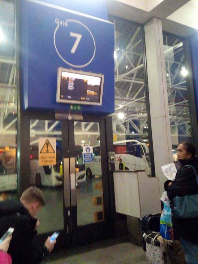 Flixbus station