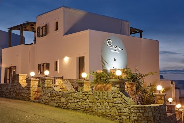 Parian Boutique Hotel