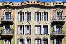 Casa Granell, Barcelona, Spain