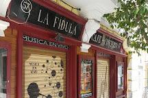 La Fidula, Madrid, Spain
