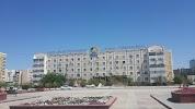 Площадь Исатая и Махамбета на фото Атырау