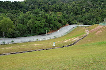 Teluk Bahang Dam, Penang Island, Malaysia