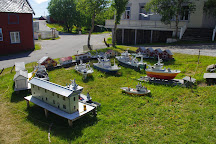 Norwegian Fishing Village Museum, Sorvagen, Norway