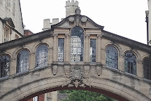 Bridge of Sighs, Oxford, United Kingdom