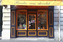 Rendez-vous chocolat, Paris, France