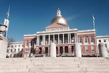 Massachusetts State House, Boston, United States