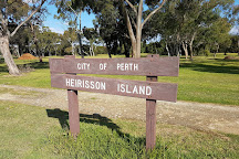 Heirisson Island, Perth, Australia