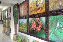 Sugeng Ariawan Arts Gallery, Bedugul, Indonesia