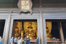 Tsz Shan Monastery, Hong Kong, China