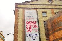 Le Lieu du Design, Paris, France
