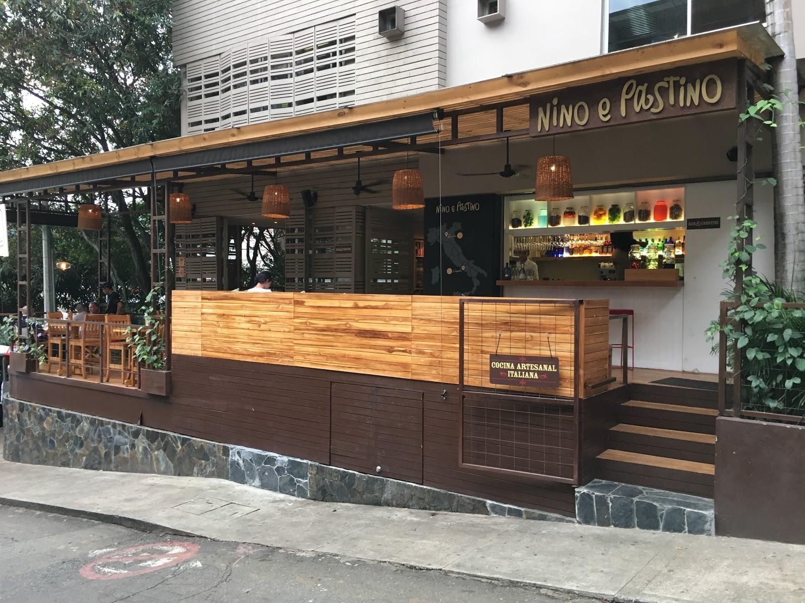 Nino e Pastino Parque Lleras: A Work-Friendly Place in Medellin