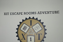 XIT Live Escape Adventure Game, Dublin, Ireland