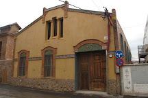 Centre d'Interpretacio dels Tres Tombs de Sant Andreu, Barcelona, Spain