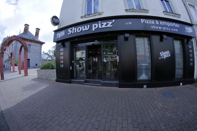 Show Pizz'
