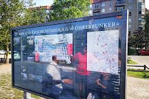 Hitler's Bunker (Fuhrerbunker), Berlin, Germany