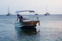 Papa Boat Tours, Castries, St. Lucia